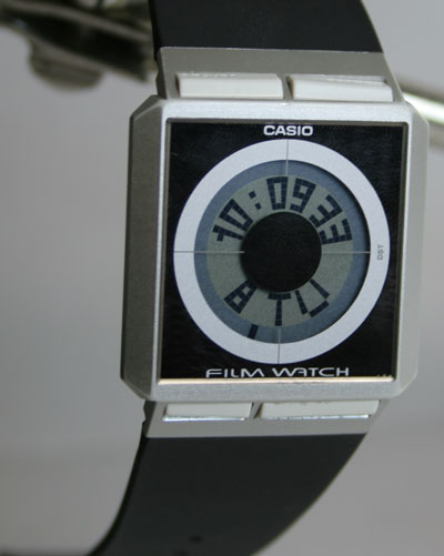Casio Pella Film Watch